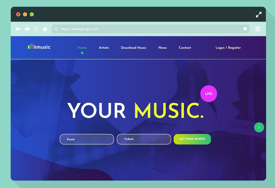 7 Reasons Why You Should Have a Website as a Musician