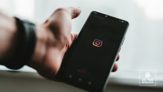 How to promote music on Instagram